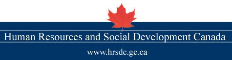 Human Resources and Social Development Canada